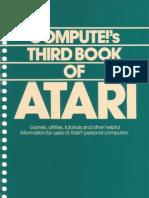 COMPUTE!'s Third Book of Atari