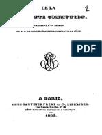 1835 La Frequente Communion