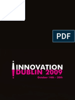 Innovation Dublin Brochure