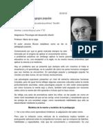español psicologia popular