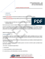 619 Pratica Penal 2013 Citacao