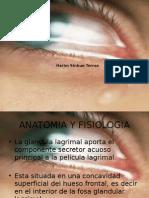 Vias Lagrimales y Dacrioadenitis