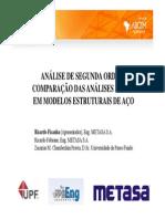 11 Contrumetal 2012-Analise Segunda Ordem 2d 3d