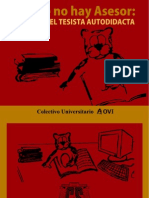 Manual Para Hacer Una Tesis