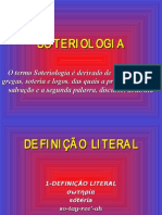 SOTERIOLOGIA - SETEMBRO 2009 (1)