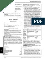 Purified water European Pharmacopeia