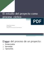 Estudio de Proyecto