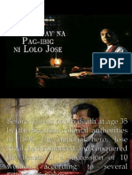 Pagibig ni Jose Rizal