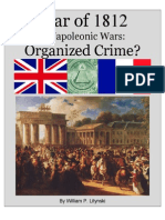 War of 1812 and Napoleonic Wars