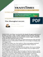 The Shanghai Secret