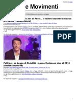 Il Foglio Di Giuliano Ferrara - 01.02.2014 183b514ac6a