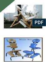 Silla Portable Masajes