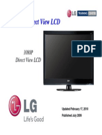 Lg 42lh40 Training Manual