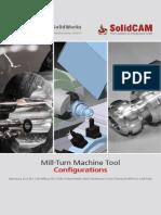 Mil-Turn Machine Tool Configuration
