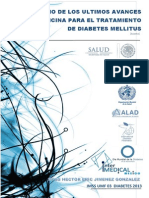 Tratamiento Diabetes 2013