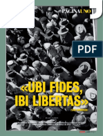 20130401 Ubi Fides Ibi Libertas