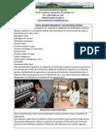 Analisis de Fertilizantes, Abonos Organicos y Materias Primas