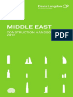 Davis Langdon Middle East Handbook 2012