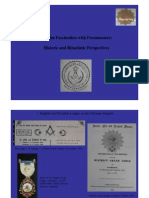 Muslim Fascination With Freemasonry