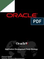 Oracle Application Development Tools Strategi