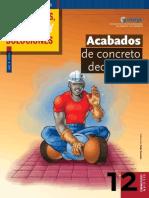 Acabados de Concreto Decorativo