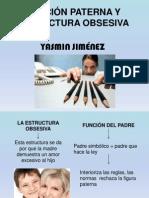 FUNCIÓN PATERNA Y ESTRUCTURA OBSESIVA