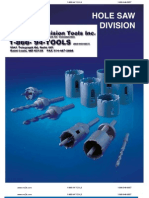 Relton Carbide Tipped Hole Saw Catalog