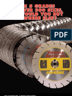 Virginia Abrasives Diamond Saw Blade Catalog