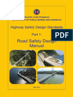 DPWH Highway Safety Design Standard 2012 Book 1