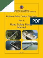 DPWH Highway Safety Design Standard 2012 Book 1