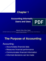 Albrecht Financial Accounting Pp t Chapter 01
