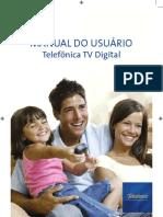 Manual Echostar Telefônica