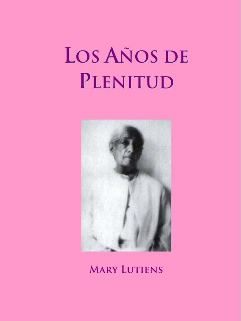 Lutyens Mary - Los años de plenitud