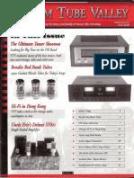 Vacuum Tube Valley magazine VTV05