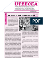 Boletín 5 suteceea Mayo 2009