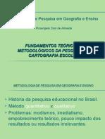 fundamentos teóricos e metodológicos da pesquisa em cartografia