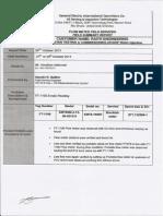 FT-1100 Vendor Recommendation