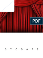 Cyc Safe,cyclist,cycle brand,safety brand,