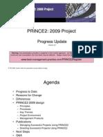 Prince2 2009 Update 3.2