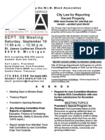 September 09 Gca Meeting Flyer