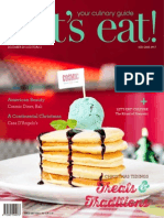 Vol 53 - Let's eat! Dec 2013 Issue