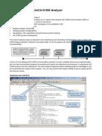 COM221 UniCA 61850 Analyzer