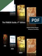 PMBOK 4th Edition Presentation