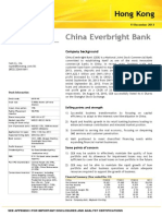 China Everbright Bank IPO