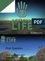 Second Life paper presentation