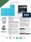 HP Pavilion Dm3-1047cl_Datasheet