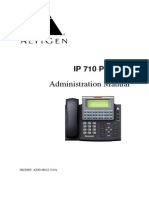 Http Www.altigen.nl Klanten System Manuals Altiserv-phone-manuals IP 710 Phone Admin Manual