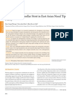 L-Shaped Columellar Strut in Asian Nose(Asian rhinoplasty)