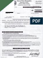 "Suspened License ""St of NH"" v Eyre"