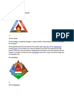 Fire Triangle